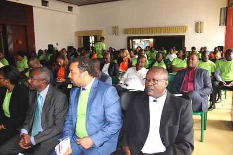 Representantes de órgãos de soberania apoiam a campanha.