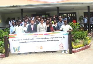 Encontro de sensibilização e intensificação da implementação da EAS