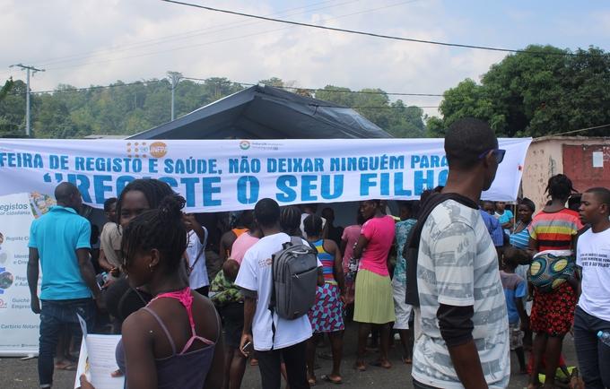 A procura dos serviços oferecidos na Feira foi grande
