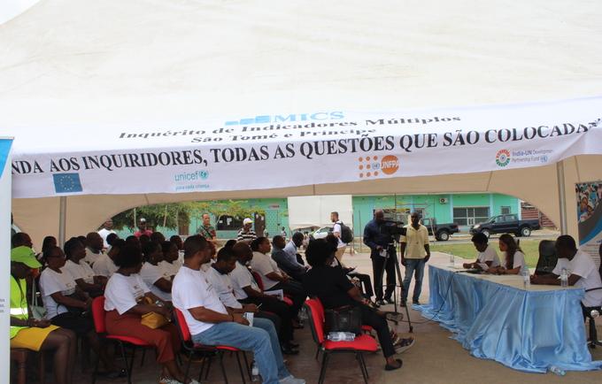 Lançamento do MICS6 em Guadalupe, Lobata.